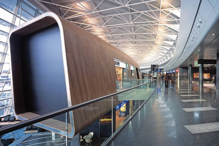 Zurich Airport < Projects | Grimshaw Architects