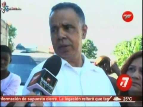 Hombre Se Ahorca En Vivienda De Santa Cruz, Villa Mella #Video