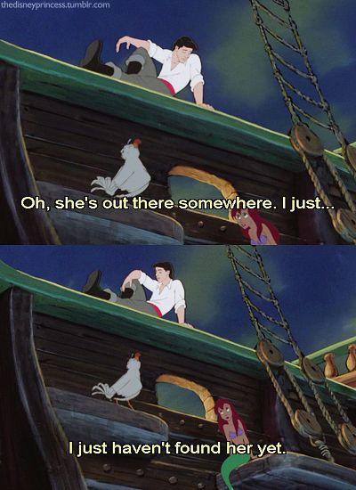 The Little Mermaid Eric