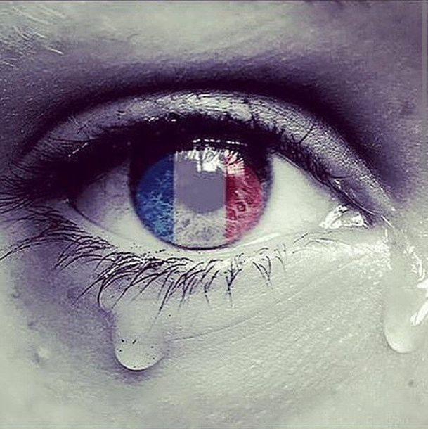 Paris, 7 Janvier 2015 - Rip Paris, Liberty.