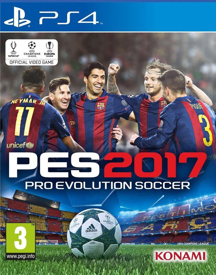 PES 2017 PRO EVOLUTION SOCCER APK Mod v1.2.0- Android game - Android MOD Game