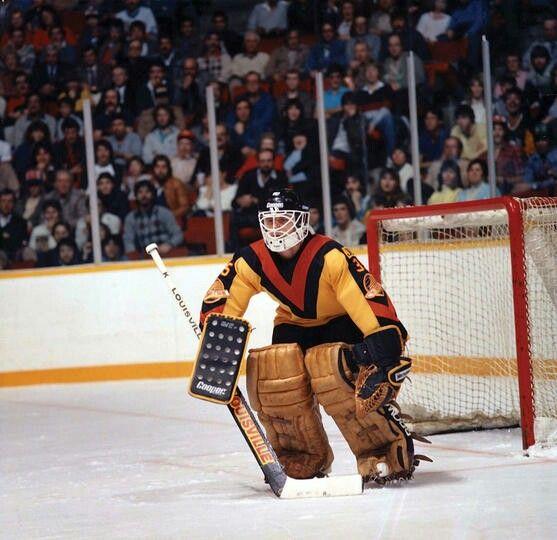 Richard Brodeur | Vancouver Canucks | NHL | Hockey