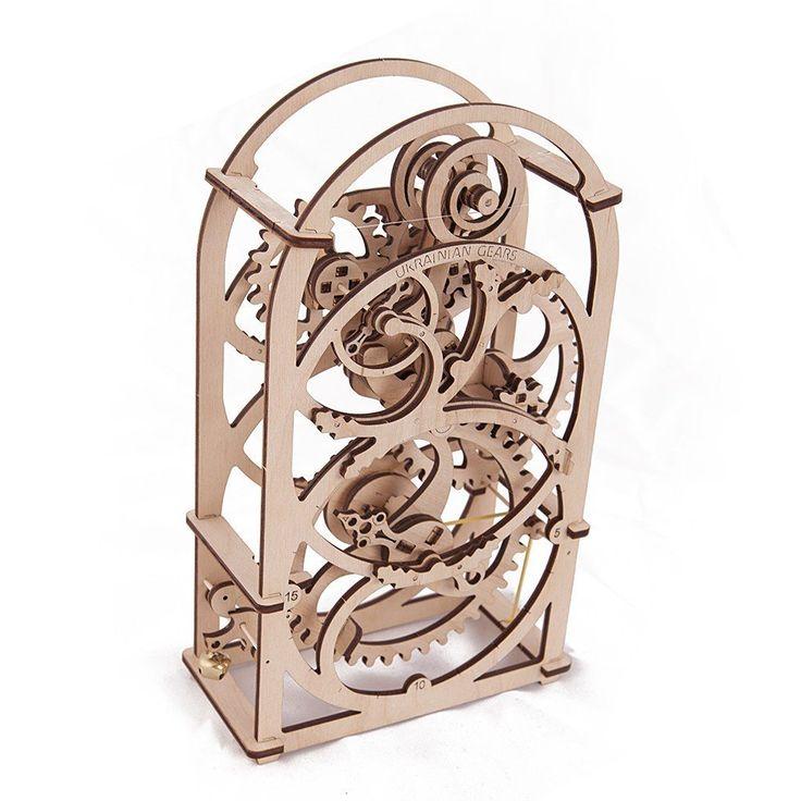 Amazon.com: 20-minute Stopwatch Timer Model. Mechanical 3d Puzzle: Home &…