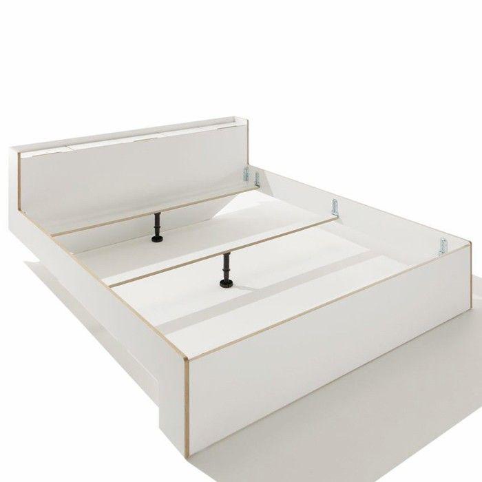 Müller Möbelwerkstätten Nook Doppelbett 180 x 200 cm Design Shop - Found4You