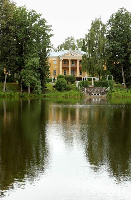 Sillapaan Manor, Finland