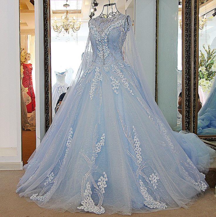93 best Weddings images on Pinterest | Evening gowns, Short wedding ...