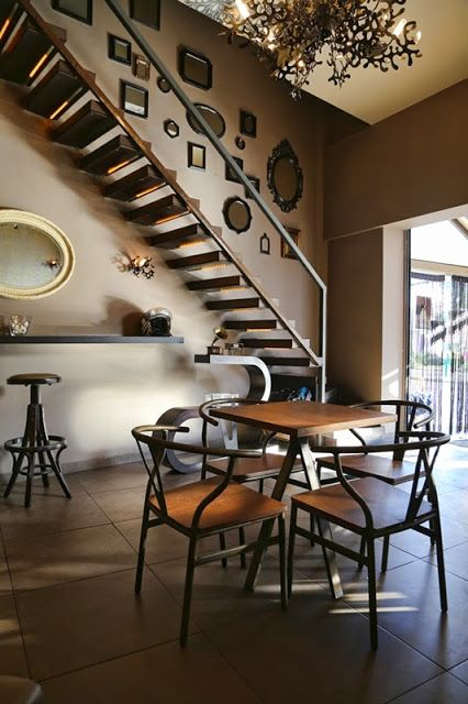 Mexil Design Cafe Bar Metropol Athens #mexil #cafe #bar #athens