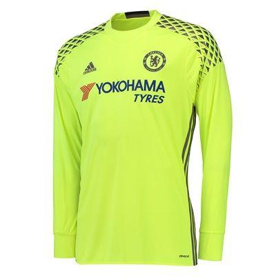 Chelsea Goalkeeper Shirt 16-17: Chelsea Goalkeeper Shirt 16-17 Like any great goalkeeper of… #ChelseaShop #ChelseaStore #ChelseaFC #Chelsea