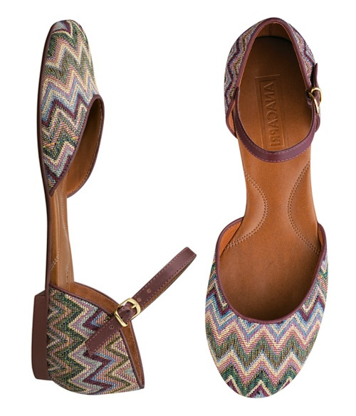 :: missoni inspired by ana capri ::