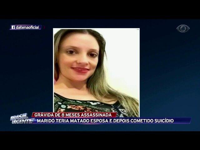 PR: Marido mata esposa grávida em Cascavel
