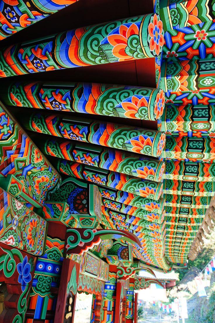 Dancheong, Korean Buddhist Painting