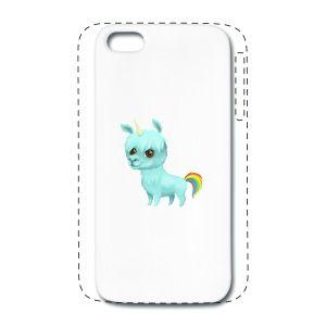 Llamacorn - iPhone 5/5s premium kuori