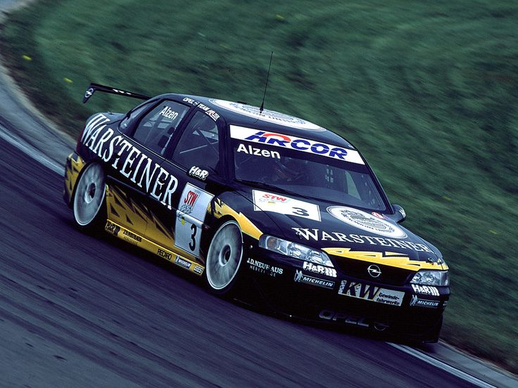 Opel Vectra 1999 STW Uwe Alzen #motorsport #racing #touring #car #motor…
