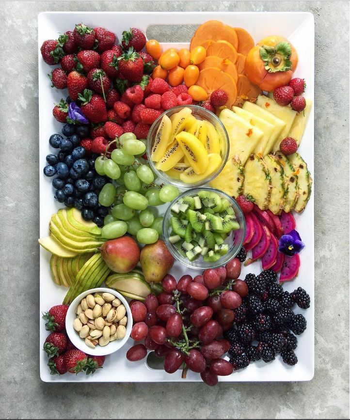 which fruit is the most healthy fruit plate