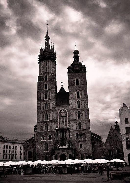 The second home - Krakow