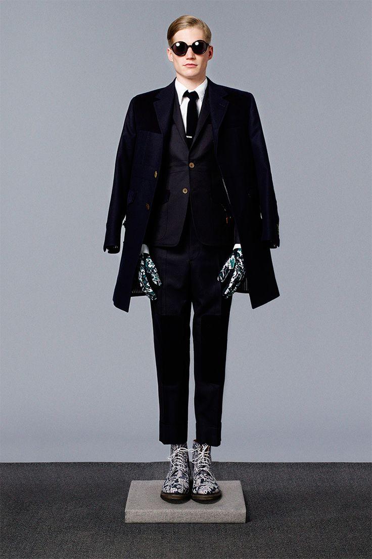 Thom Browne Fall/Winter 2014 Lookbook