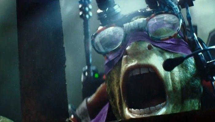 Rafael, Donatelo, Michelangelo e Leonardo aparece no novo trailer das Tartarugas Ninjas
