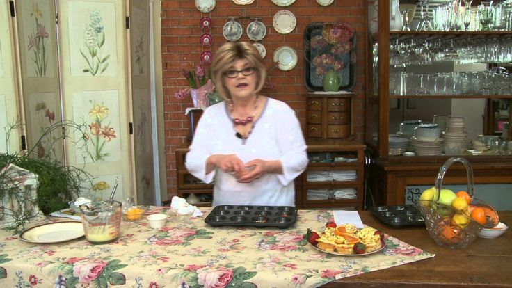 Learn to make Anna's Hashbrown Muffins