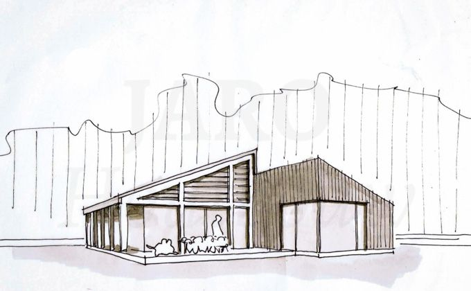 Houten design woning bouwen | Jaro Houtbouw