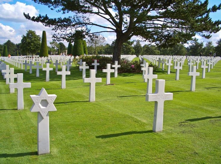 Normandy - Courage defined.