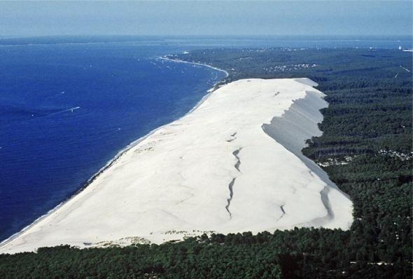 Dune du pilat   Europareisen   Dune und Beach