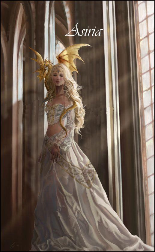 Dragon Witch Asiria • Nene Thomas