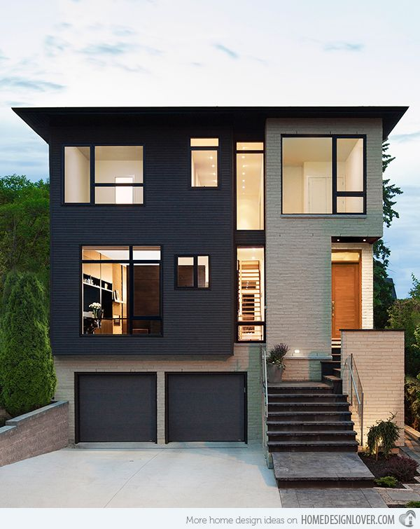 The Kariouk Associates was confronted with an issue in designing the Westboro Residence in Ottawa, Ontario. The situation was slender and is located in a downtown neighborhood with code limitations on facet house home windows. Aside from that, they need to take into consideration the steep slope... #KarioukAssociates, #Ontario, #WestboroHome