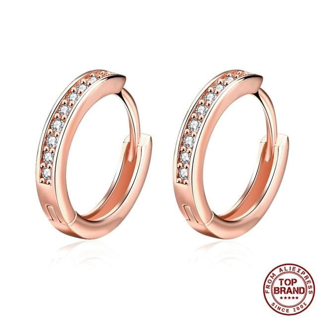 Color: Gold,Rose Gold,PlatinumWarranty: 100% 925 Sterling Silver, if not, full RefundWholesale: Accepted, contact us get wholesale priceCustomize: Accepted, contact us get more details and discountOccasions: Wedding,Party,Anniversary,Gift For GirlfriendGender: For Women and GirlsMosaic: 5A Cubic ZirconiaPlating: Three-layers plating gold/rose gold/ platinumMaterial: Copper AlloyBack Finding: Push-backModel Number: KZCE127Fine or Fashion: FashionMaterial: Cubic ZirconiaStyle: VintageGender… Swarovski Crystal Earrings, Rose Gold Earrings, Mini Hoop Earrings, Women's Earrings, Copper Earrings, Fashion Earrings, Fashion Jewelry, Gold Fashion, Rose Gold