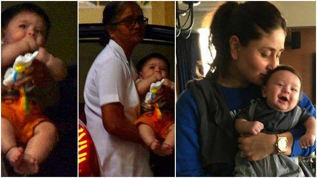 Taimur Ali khan going to his first International Trip With Mother Kareena