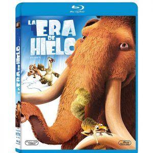 Pelicula La Era de Hielo en Blu-Ray