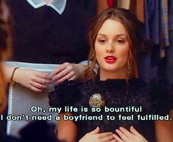 Blair Waldorf quotes, Gossip Girl