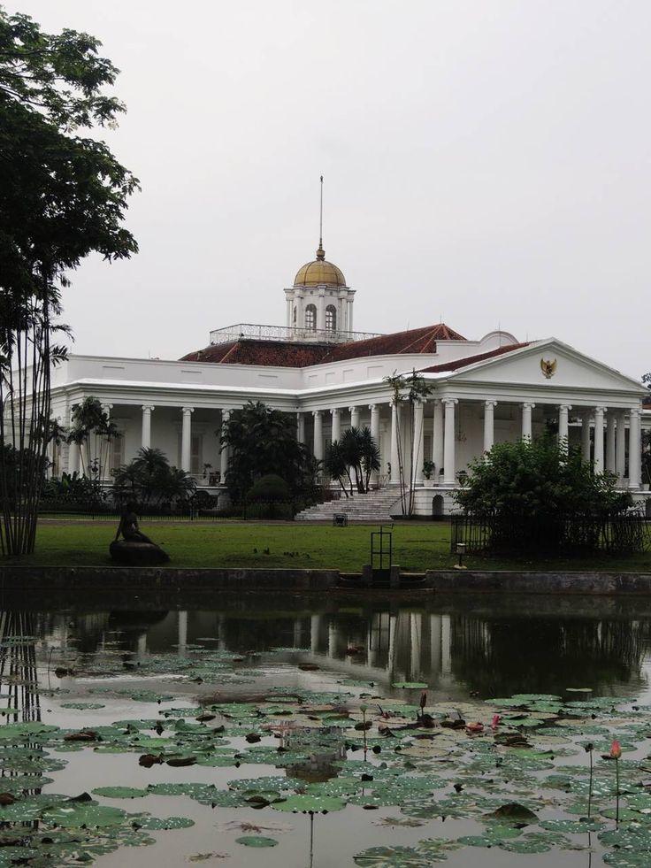 Bogor Palace, Indonesia