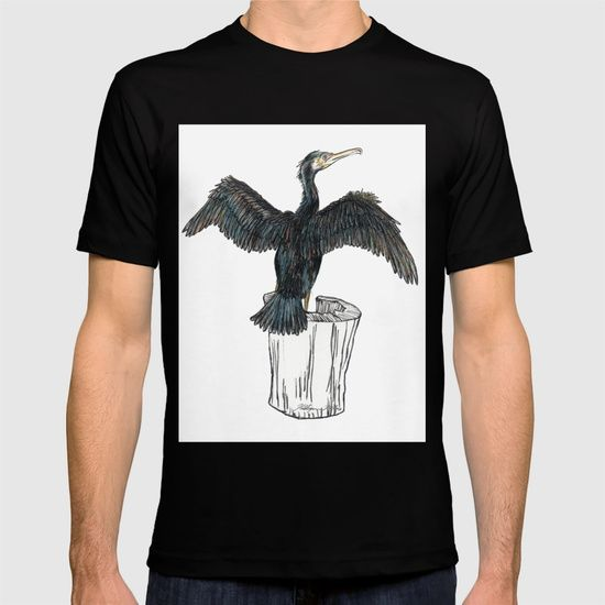 The Great Cormorant T-shirt