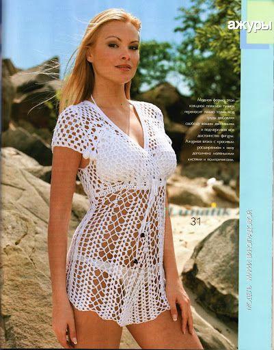Mis puntadas preferidas: Ropa de verano tejida