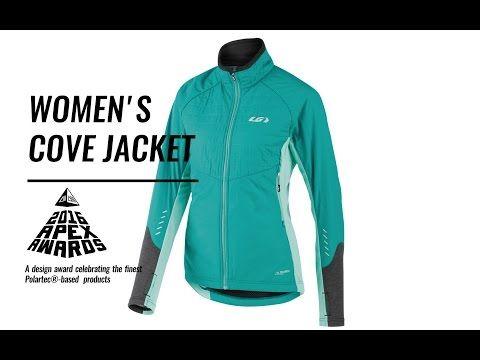 Women's Cove Hybrid Jacket - YouTube
