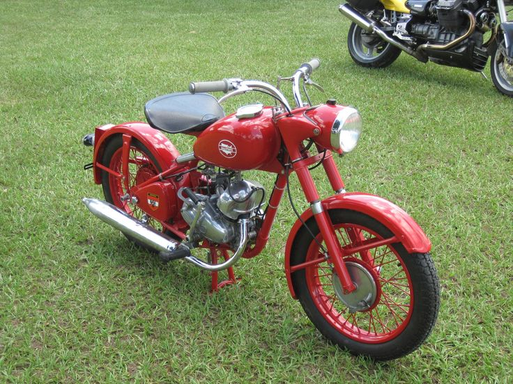 Sears Allstate Motorcycle Parts 1960 Puch Allstate 125