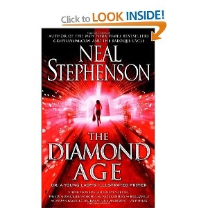 The Diamond Age: Or, a Young Lady's Illustrated Primer: Amazon.ca: Neal Stephenson: Books