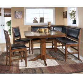 Luxury Corner Bar Height Table