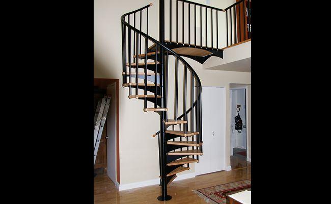 Escalier colimacon (Site Web)