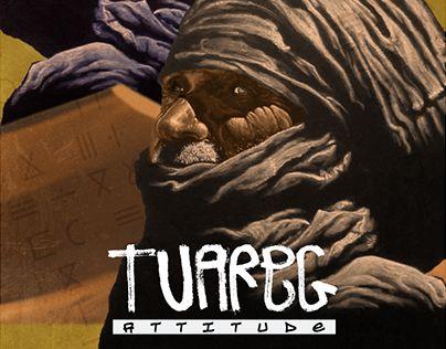 Poster: Tuareg Attitude