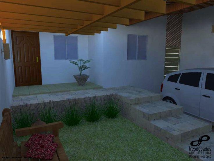 :: Jardim + garagem ::