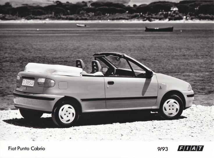 Fiat Punto Cabrio (9/93)
