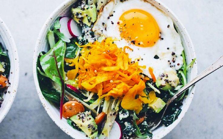 Diese Food-Kombis sind nicht nur lecker, sondern auch gut für eure Figur. http://on.elle.de/1E80jQs