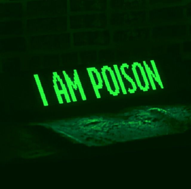 ♫♪With a taste of a poison, paradise. I'm addicted to you; don't you know that you're toxic.♪♫