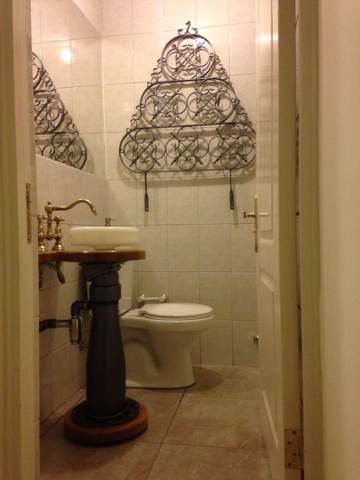 Antique Bathroom Baño Antiguo