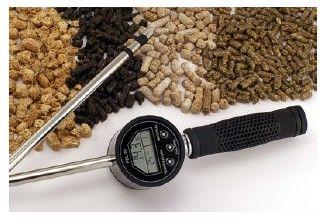 Instrument pentru masurarea umiditatii din peleti (umidometru peleti)…