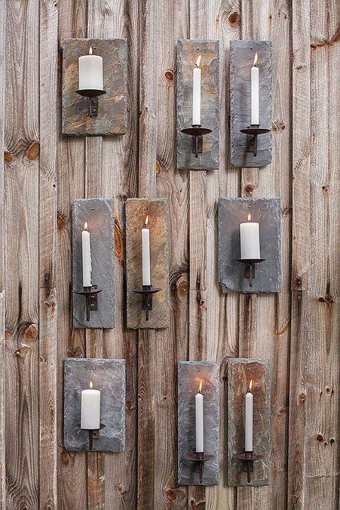 36 best images about velas candelabros on pinterest - Candelabros de pared ...