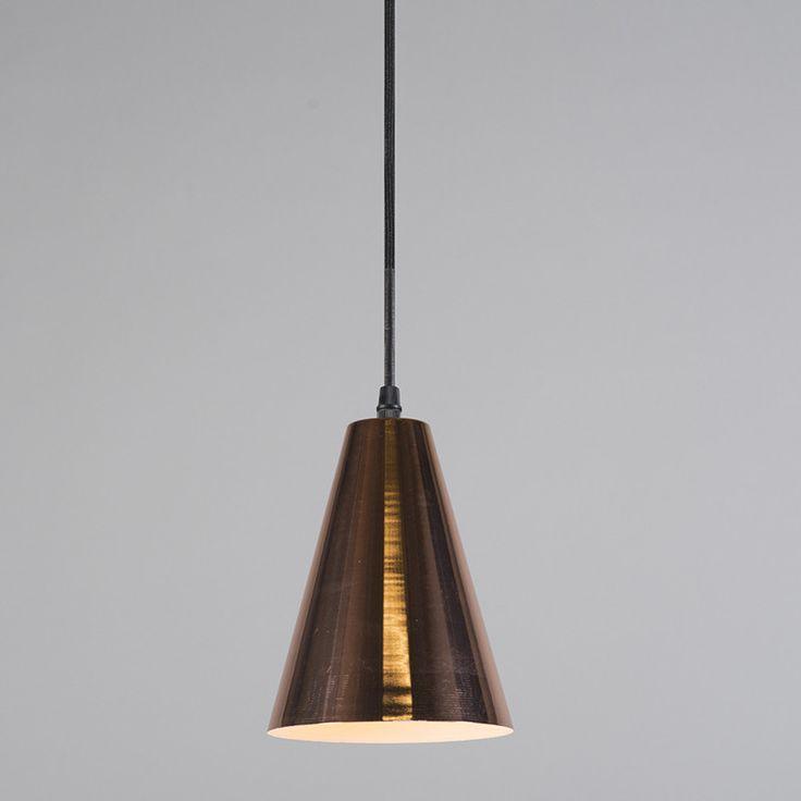Pendant Lamp Pilon Copper