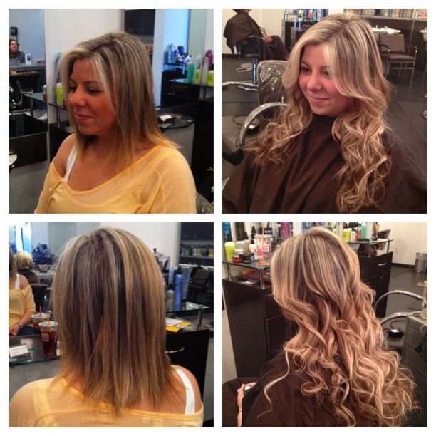 Hair extensions tiffani dougherty thriv salon cherry hill for Adolf bieker salon