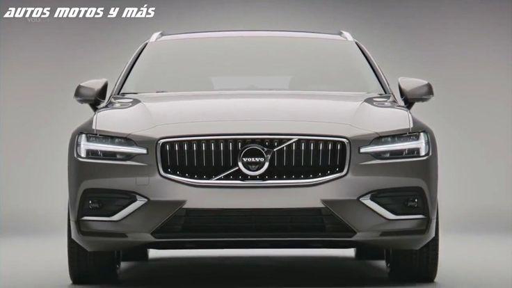 MasQmotor La seguridad del VOLVO S60 2019 (vídeo)